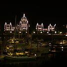 Legislative Buildings by Jeff Ashworth & Pat DeLeenheer