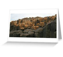 bands of stone Greeting Card