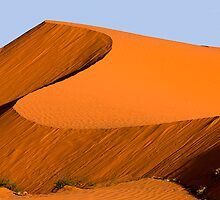 Dune at Sunrise by Hans Kawitzki