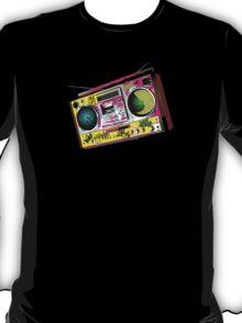 RETRO boom BOX T-Shirt