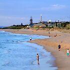 Back Beach, Bunbury, Western Australia by Maureen Smith