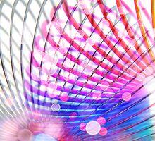 Crazy Slinkies by reddoorcreative