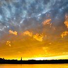 Sunset by Dean Lichkov