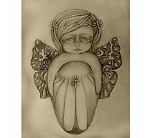 Gossamer Fairy drawing Photographic Print