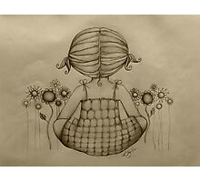The Dream Maker drawing Photographic Print