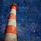 Geraldton Lighthouse by Sonia de Macedo-Stewart