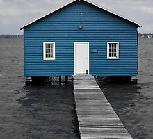 Crawley Boatshed by Karyn Lake