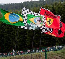 Ferrari Fans? by Richard Keech
