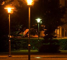 Three Lamps by Antanas