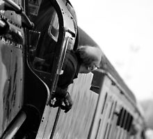 When I Grow Up I want To be A Train Driver by noir69