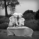 Child's Play - Chefs by Pamela Inverarity
