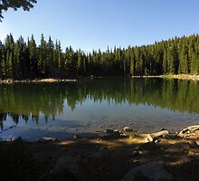 Bear Lake by Fletcher Hill