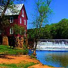 Starrs Mill by Janie Oliver