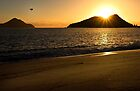 Shoal Bay Sunrise ~ #1 by Rosalie Dale