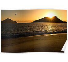 Shoal Bay Sunrise ~ #1 Poster