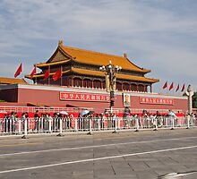 Tiananmen Gate by KLiu