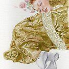 Young lady-Country girl.. by Masha Kurbatova