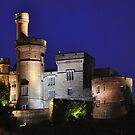 Inverness Castle by Peter Hammer