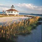 Boca Grande Light House by Tim Turner