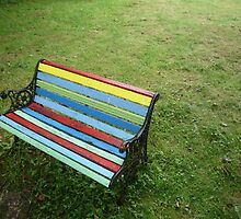 Lonely wet seat by MartineDF