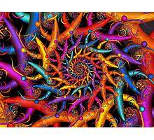 Rainbow Fusion Photographic Print