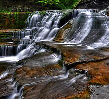 Waterfalls of NY by PJS15204