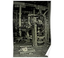 Industrial #11 Poster