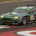 Aston Martin Vantage by Willie Jackson