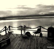 Ole Skips Deck by DeeprBlue