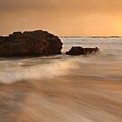Golden Waves by RichardIsik