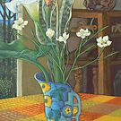 still life and the sculpture cupboard by maria paterson