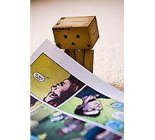 comic danbo Photographic Print