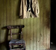 Dinner Jacket & Chair by Dave  Miller