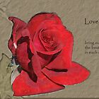 Love is... by Rosy Kueng