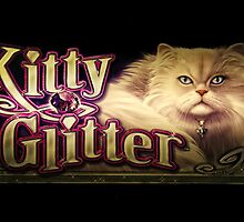 Kitty Glitter by pat gamwell
