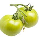 Green Tomatoes by Marlene Hielema