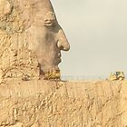 Crazy Horse Memorial. by eltotton
