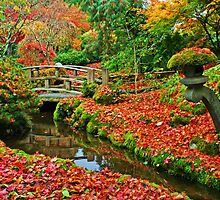 Butchart Gardens 11 by James Birkbeck