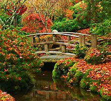 Butchart Gardens 12 by James Birkbeck