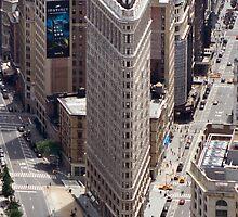 Flatiron Building, Manhattan, New York, USA by jmhdezhdez