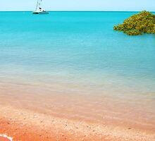 Town Beach, Broome by Mieke Boynton