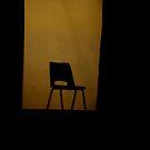 sat on stage by georgeisme