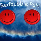 Redbubble Pals by Paul Gitto