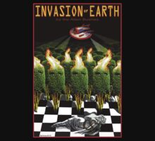 INVASION OF EARTH by Larry Butterworth