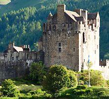 Eilean Donan Castle by Chen Sun
