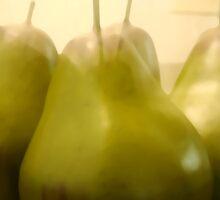 Pears by Andrea Barnett