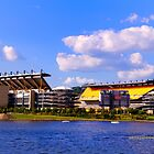 Pittsburgh's Heinz Field by PJS15204