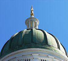 Augusta State House by angbet31