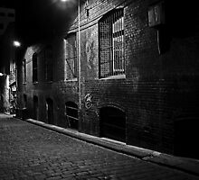 Hosier Lane by Nicoletté Thain Photography