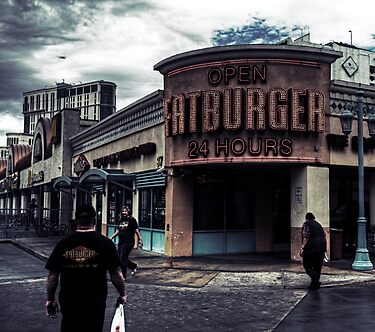 Fatburger by shutterjunkie